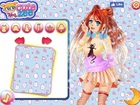 Manga Girl Avatar Maker