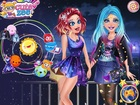 Barbie and Ariel Galaxy Fashionistas