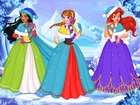 Princess Winter Wonderland
